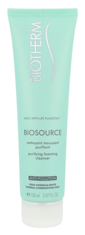 Biotherm Biosource Cleansing Mousse 150ml (Normal - Mixed) oμορφια   πρόσωπο   καθαρισμός προσώπου
