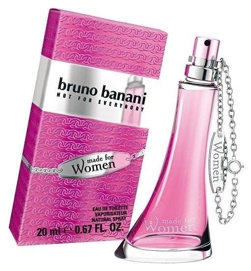 Bruno Banani Made For Woman Eau De Toilette 20ml