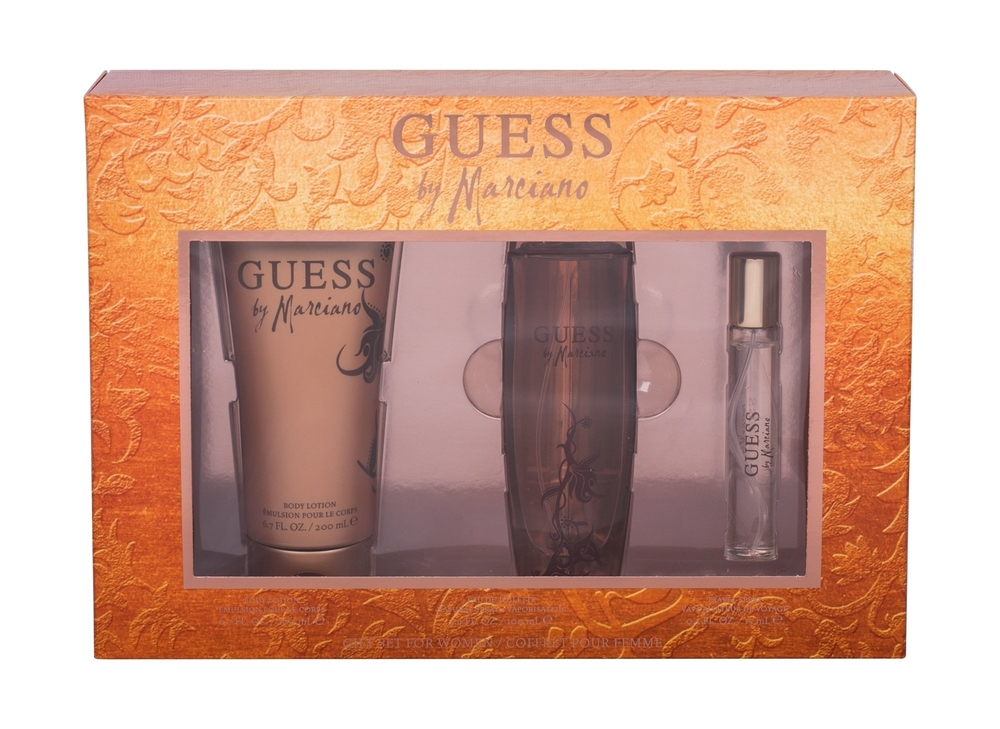 Guess Guess By Marciano Eau De Toilette 100ml - Set