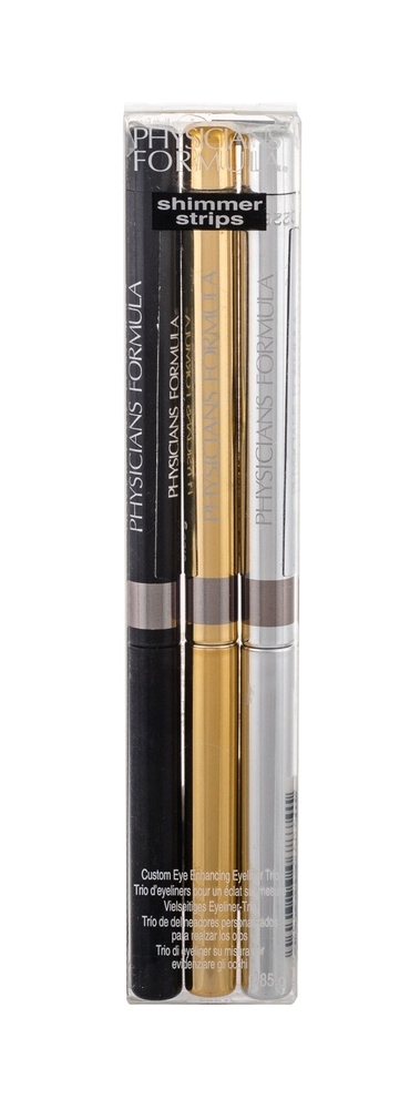Physicians Formula Shimmer Strips Eyeliner Trio Eye Pencil 0,85gr Smoky Nude