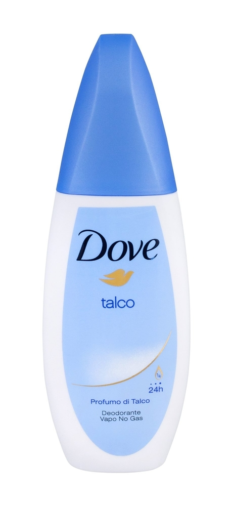 Dove Talco Deodorant 75ml 24h (Deo Spray)