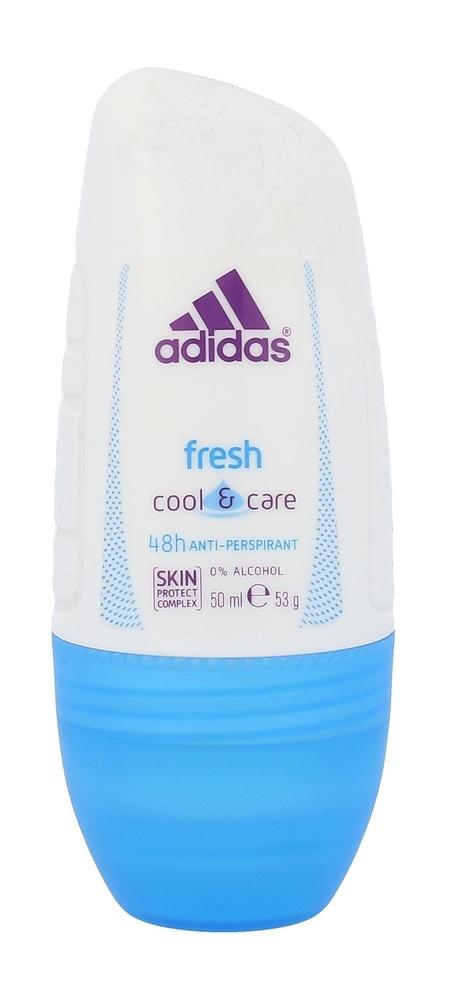 Adidas Fresh For Women 48h Antiperspirant 50ml Alcohol Free (Roll-on) oμορφια   αρώματα   αποσμητικά