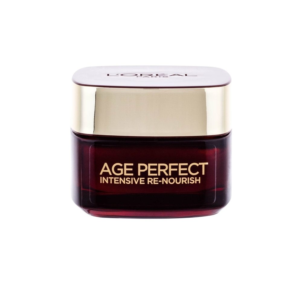 L/oreal Paris Age Perfect Intensive Re-nourish Day Cream 50ml (All Skin Types - Mature Skin)