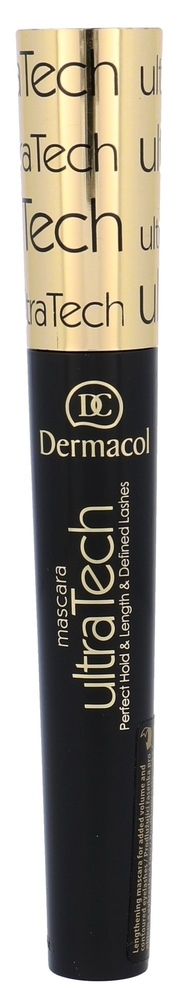 Dermacol Ultra Tech Mascara 10ml Black