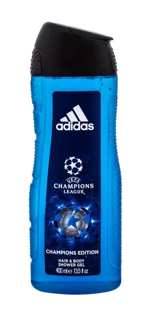 Adidas Uefa Champions League Champions Edition Shower Gel 400ml