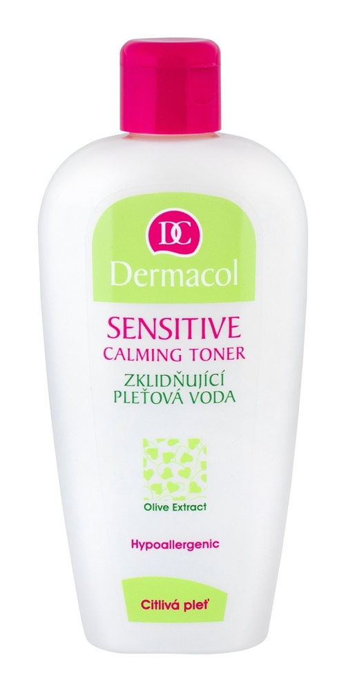 Dermacol Sensitive Cleansing Water 200ml (All Skin Types)