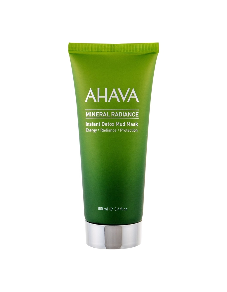 Ahava Mineral Radiance Instant Detox Face Mask 100ml (All Skin Types - For All Ages)