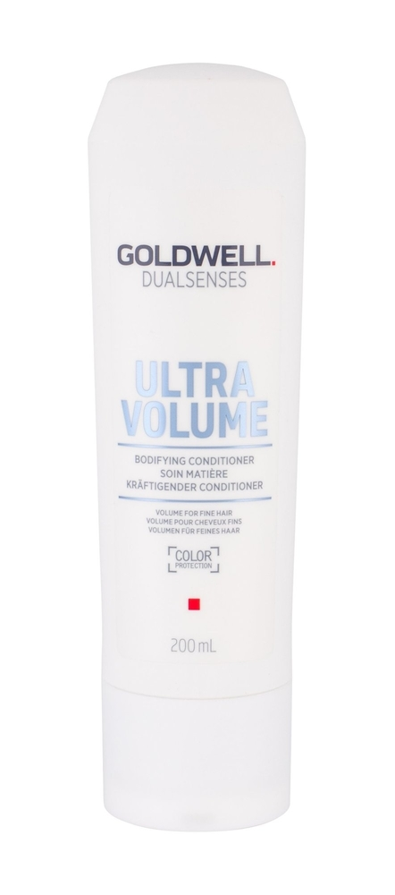 Goldwell Dualsenses Ultra Volume Conditioner 200ml (Fine Hair - Normal Hair)