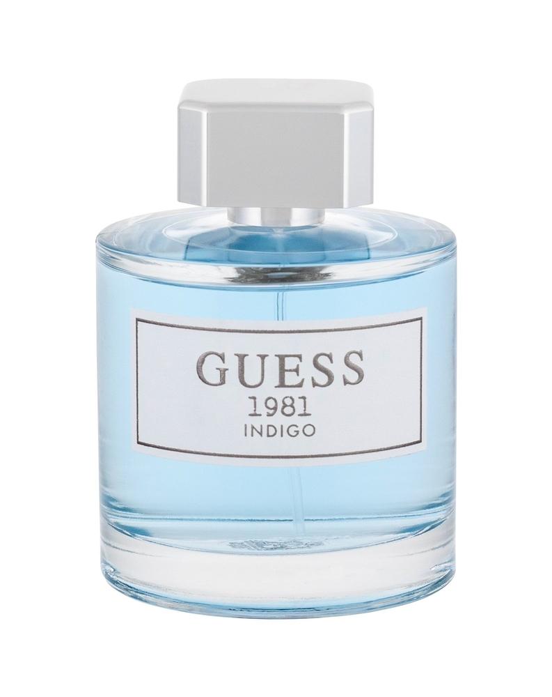 Guess Guess 1981 Indigo For Women Eau De Toilette 100ml