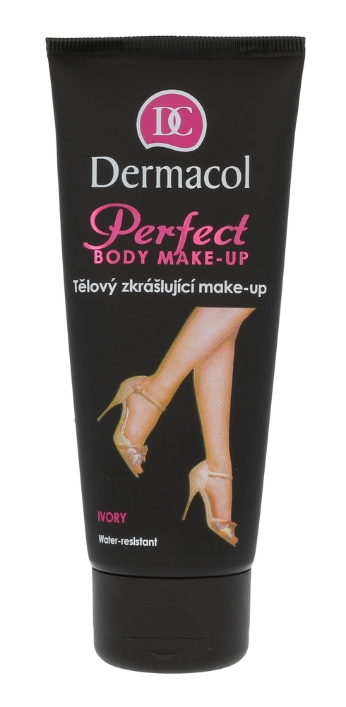 Dermacol Perfect Body Make-up Self Tanning Product 100ml Ivory oμορφια   αντηλιακή προστασία   μαύρισμα   self tanning
