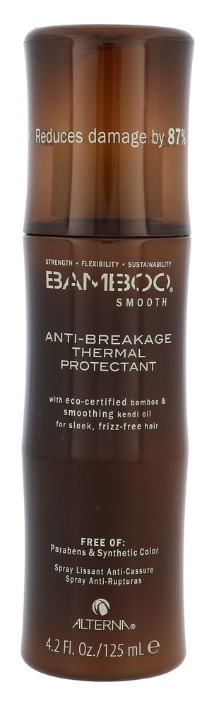 Alterna Bamboo Smooth Anti-breakage For Heat Hairstyling 125ml oμορφια   μαλλιά   φροντίδα μαλλιών   προστασία μαλλιών