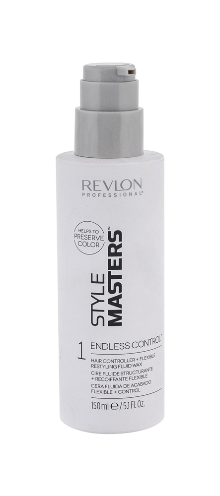 Revlon Professional Style Masters Double Or Nothing Endless Control Hair Wax 150 oμορφια   μαλλιά   styling μαλλιών   κερί μαλλιών