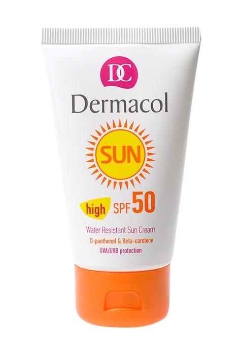 Dermacol Sun Wr Sun Cream Spf50 Face Sun Care 50ml