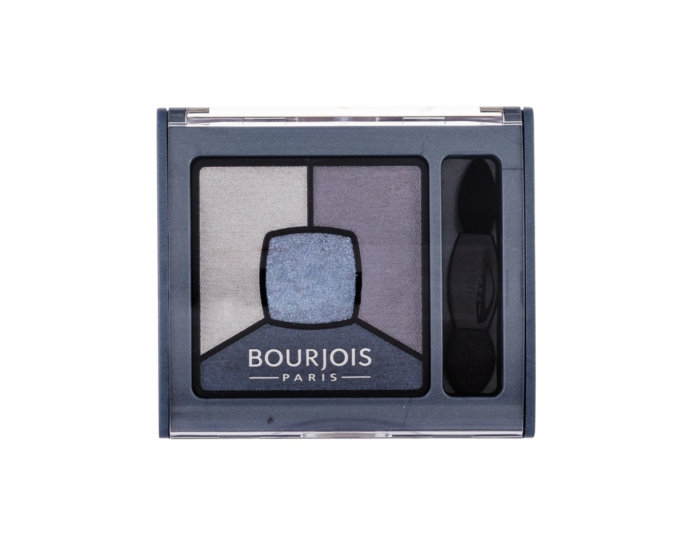 Bourjois Paris Smoky Stories Quad Eyeshadow Palette Eye Shadow 3,2gr 08 Ocean Obsession