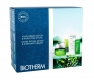 Biotherm Skin Oxygen Cooling Gel Facial Gel 50ml Combo: Skin Gel 50 Ml + Skin Serum 10 Ml + Cleansing Gel 50 Ml + Cleansing Water 30 Ml (Oily - Normal - For All Ages)
