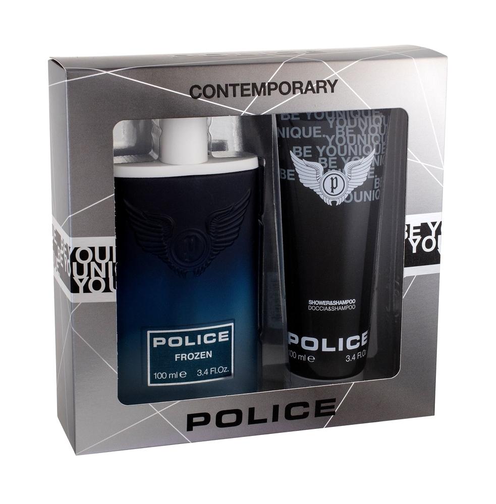 Police Frozen Eau De Toilette 100ml