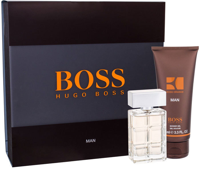 Hugo Boss Boss Orange Man Eau de Toilette 40ml Combo: Edt 40ml + 100ml Shower Gel
