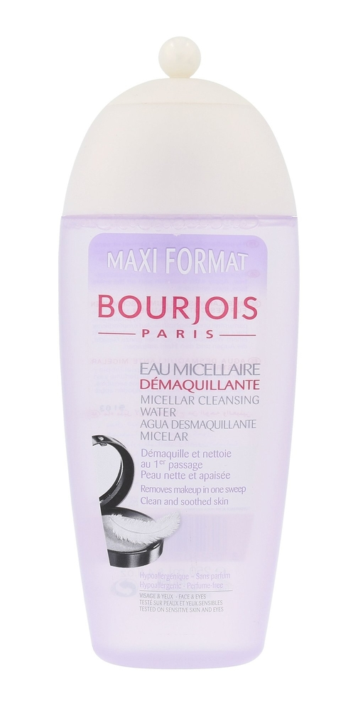 Bourjois Paris Micellar Cleansing Water Micellar Water 250ml (All Skin Types) oμορφια   πρόσωπο   καθαρισμός προσώπου
