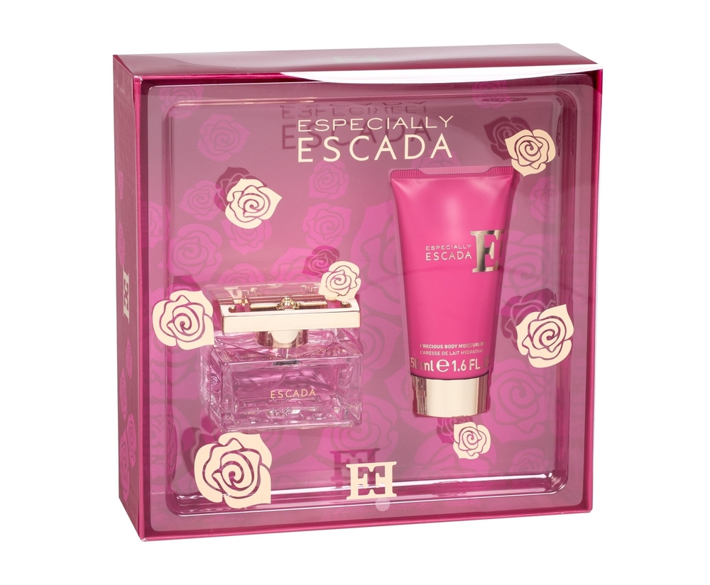 Escada Especially Eau De Parfum 30Ml - Set: Eau De Parfum 30Ml & 50Ml Body Lotion