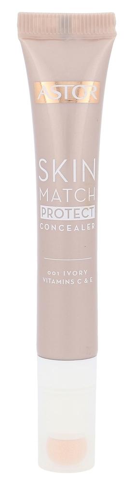 Astor Skin Match Protect Corrector 7ml 001 Ivory oμορφια   μακιγιάζ   μακιγιάζ προσώπου   concealer