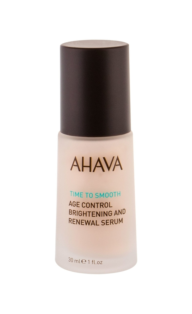 Ahava Age Control Time To Smooth Skin Serum 30ml (First Wrinkles - All Skin Types)