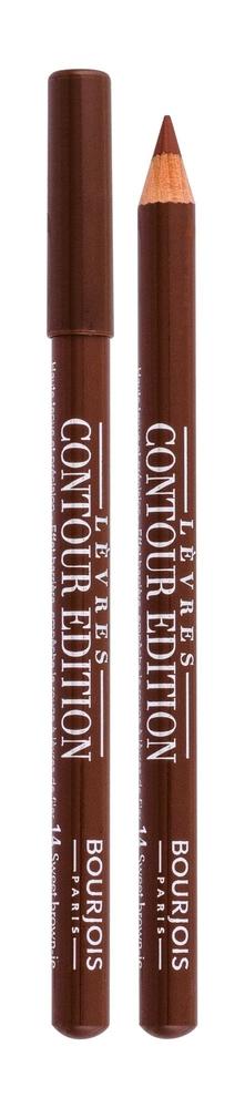 Bourjois Paris Contour Edition Lip Pencil 1,14gr 14 Sweet Brown-ie