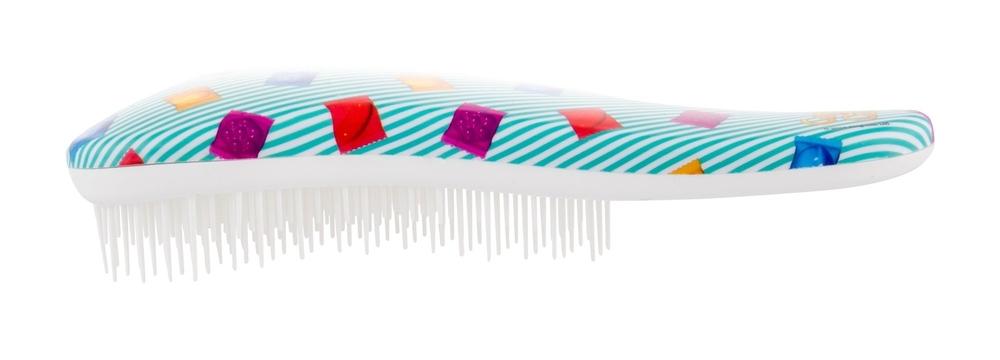 Dtangler Hairbrush Hair Brush 1pc Crazy Squares oμορφια   μαλλιά   αξεσουάρ μαλλιών   βούρτσες   χτένες