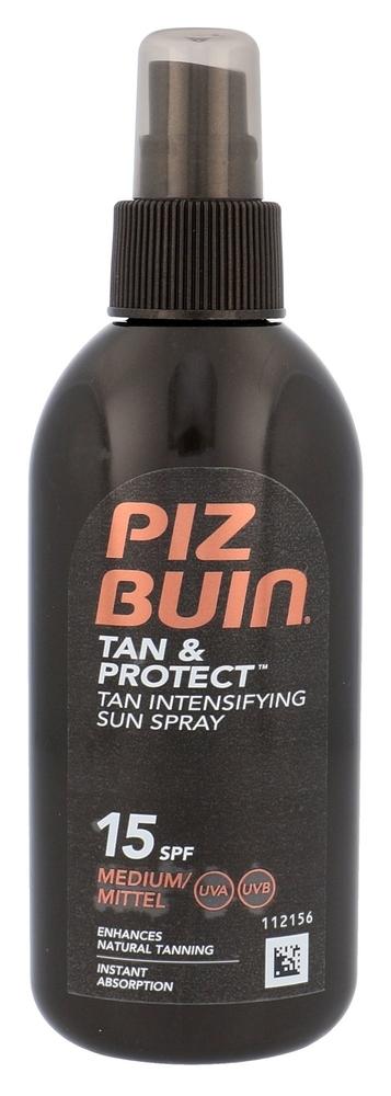 Piz Buin Tan Intensifier Sun Spray Spf15 Sun Body Lotion 150ml