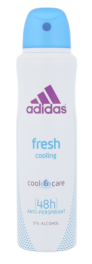 Adidas Fresh For Women 48h Antiperspirant 150ml Alcohol Free (Deo Spray)