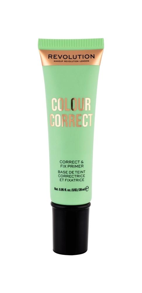 Makeup Revolution London Colour Correct Makeup Primer 28ml