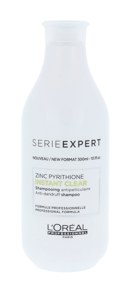L/oreal Professionnel Serie Expert Instant Clear Shampoo 300ml (Dandruff - Oily Hair - Normal Hair)