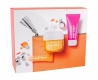 Clinique Pep-start Hydrorush Moisturizer Day Cream 50ml Spf20 Combo: Daily Facial Care Hydrorush Moisturizer Spf20 50 Ml + 2in1 Exfoliating Cleanser 30 Ml + Eye Care 7 Ml + Cosmetic Bag (All Skin Types - For All Ages)