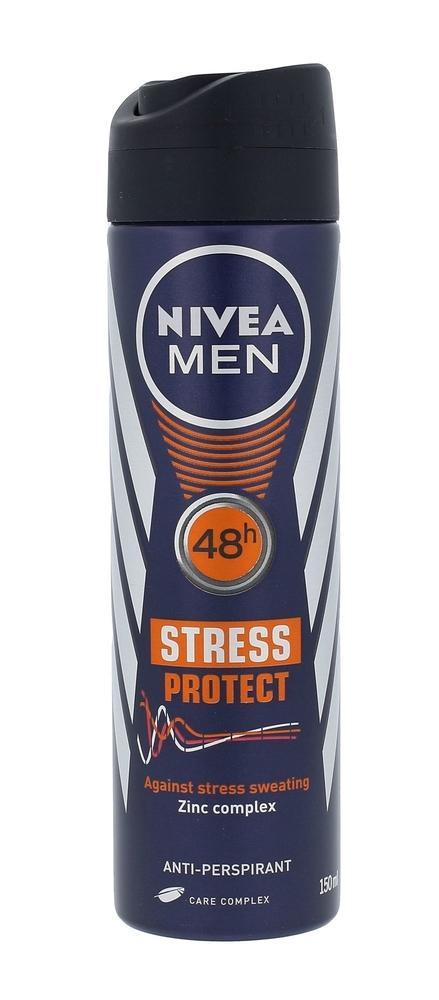 Nivea Men Stress Protect 48h Antiperspirant 150ml (Deo Spray)