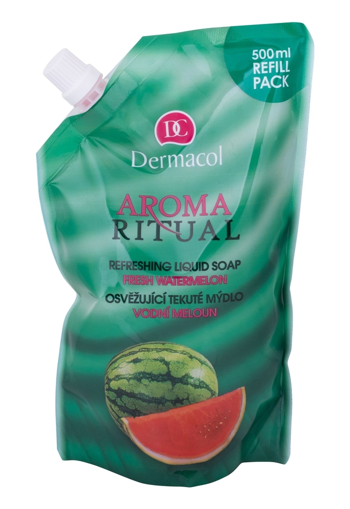 Dermacol Aroma Ritual Fresh Watermelon Liquid Soap 500ml Refill