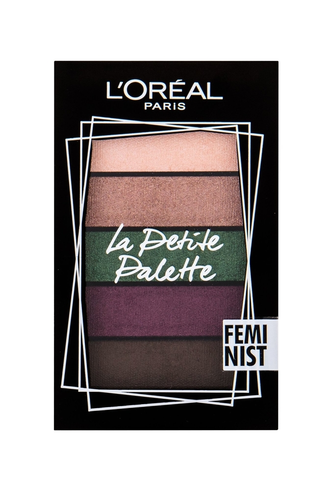 Loreal-makeup La Petite Palette 05 Feminist 4g