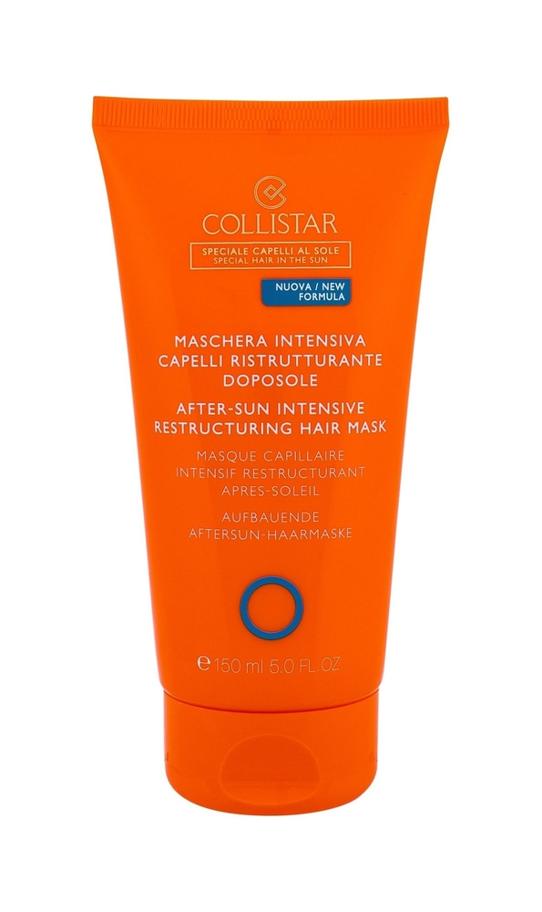 Collistar Special Hair Sun After-sun Intensive Restructuring Hair Mask Hair Mask oμορφια   μαλλιά   αναδόμηση μαλλιών   μάσκες μαλλιών
