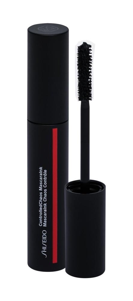 Shiseido Controlledchaos Mascaraink Mascara 11,5ml 01 Black Pulse