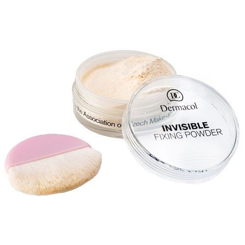 Dermacol Invisible Fixing Powder 13.5gr Natural