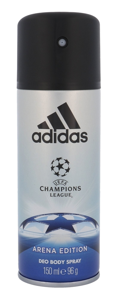 Adidas Uefa Champions League Arena Edition Deodorant 150ml (Deo Spray) oμορφια   αρώματα   αποσμητικά