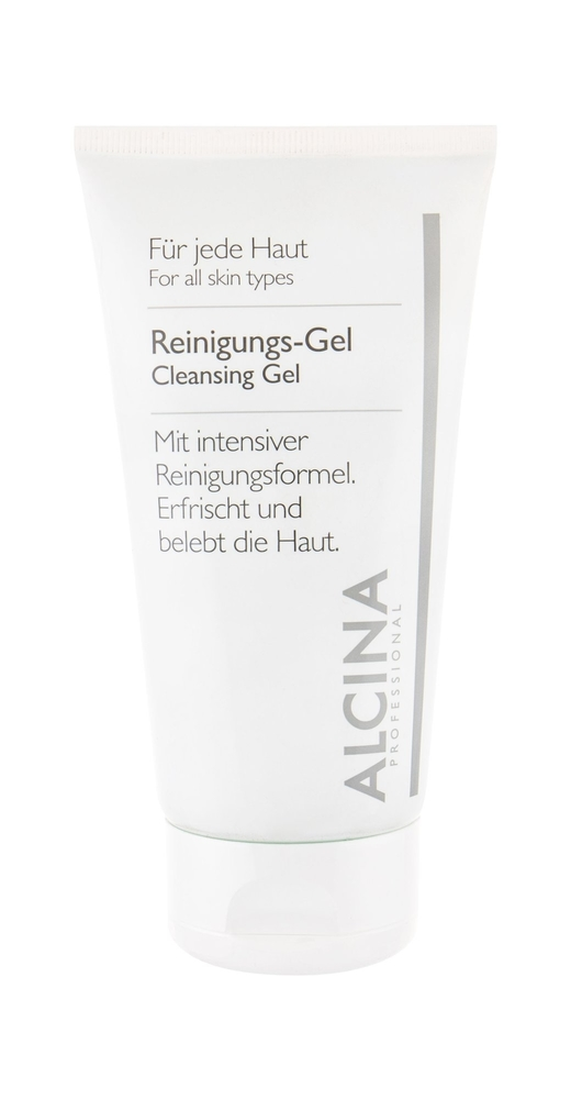Alcina Cleansing Cleansing Gel 150ml (All Skin Types)