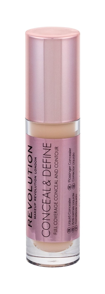 Makeup Revolution Conceal and Define Concealer - C6
