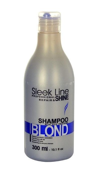 Stapiz Sleek Line Blond Shampoo 300ml (Blonde Hair)