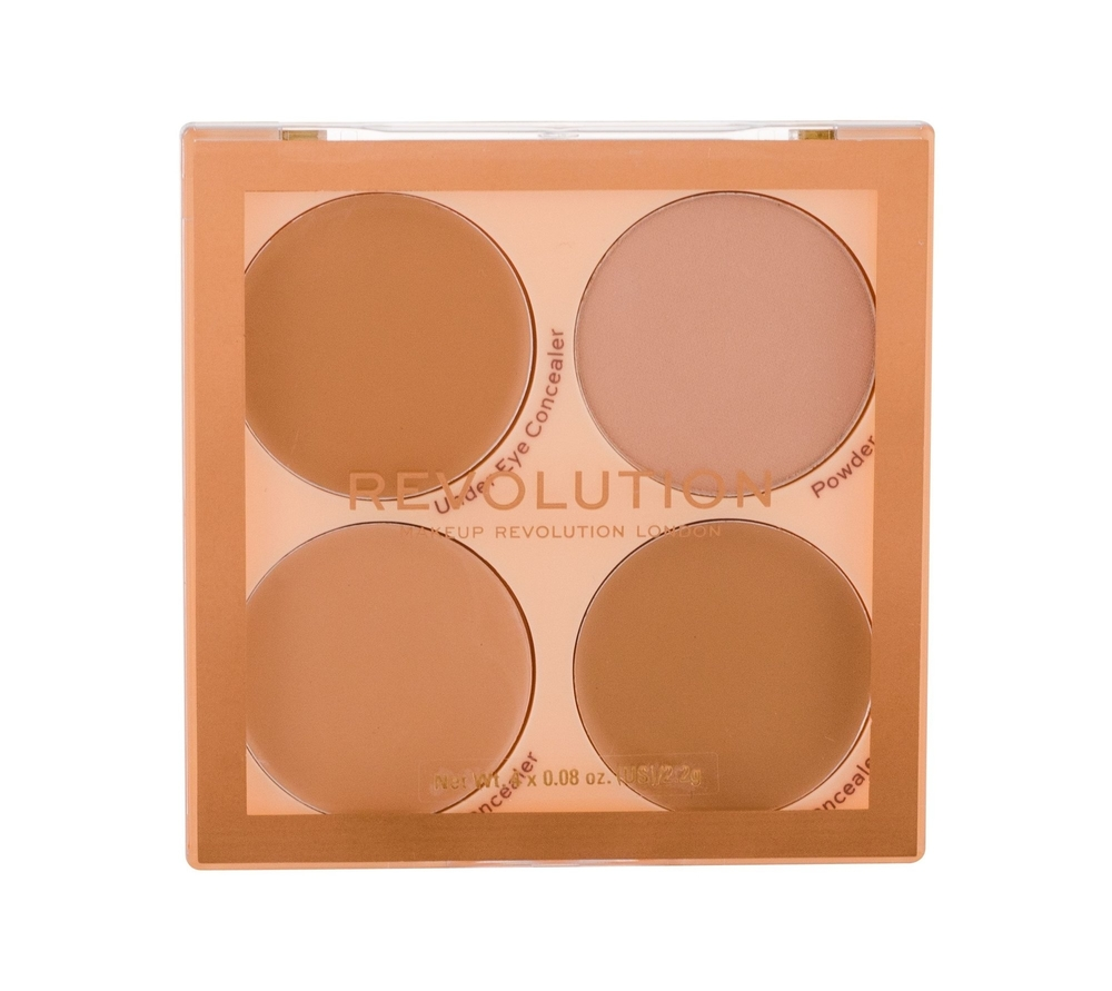 Makeup Revolution London Matte Base Corrector 8,8gr C5-c8