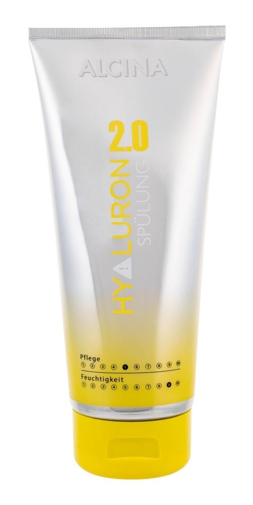 Alcina Hyaluron 2.0 Hair Balm 200ml (Heat Protection - Damaged Hair - Dry Hair)