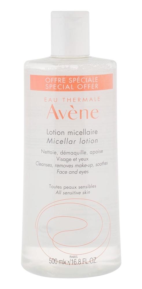 Avene Lotion Micellaire Micellar Water 500ml (All Skin Types) oμορφια   πρόσωπο   καθαρισμός προσώπου