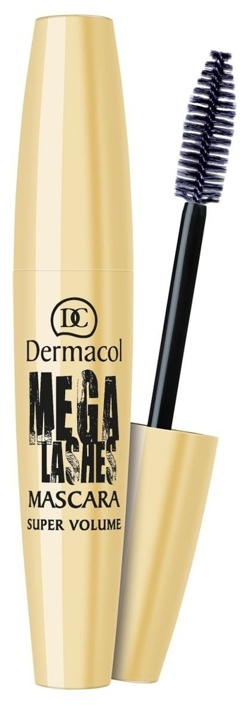 Dermacol Mega Lashes Super Volume Mascara 12ml Blue