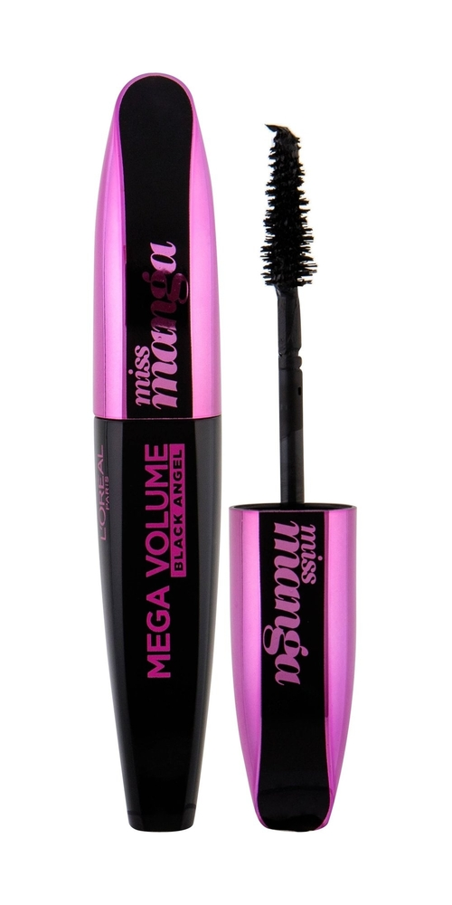 L/oreal Paris Mega Volume Miss Manga Black Angel Mascara 8,5ml Extra Black