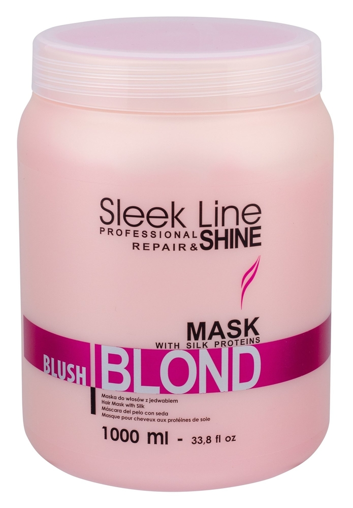Stapiz Sleek Line Blush Blond Hair Mask 1000ml (Blonde Hair)