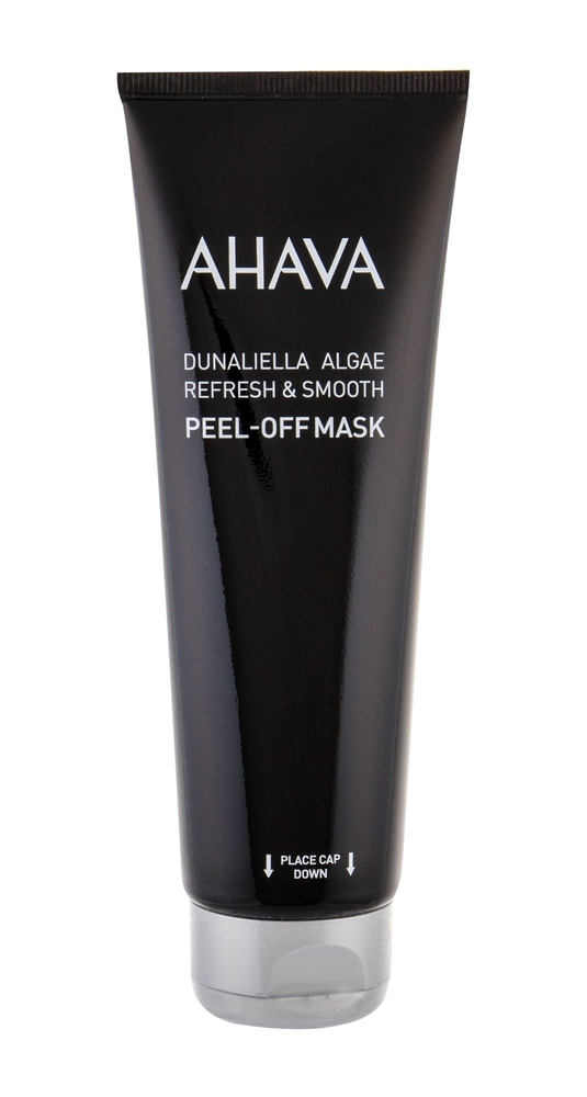 Ahava Dunaliella Refresh Smooth Face Mask 125ml (Oily - All Skin Types - For All Ages)