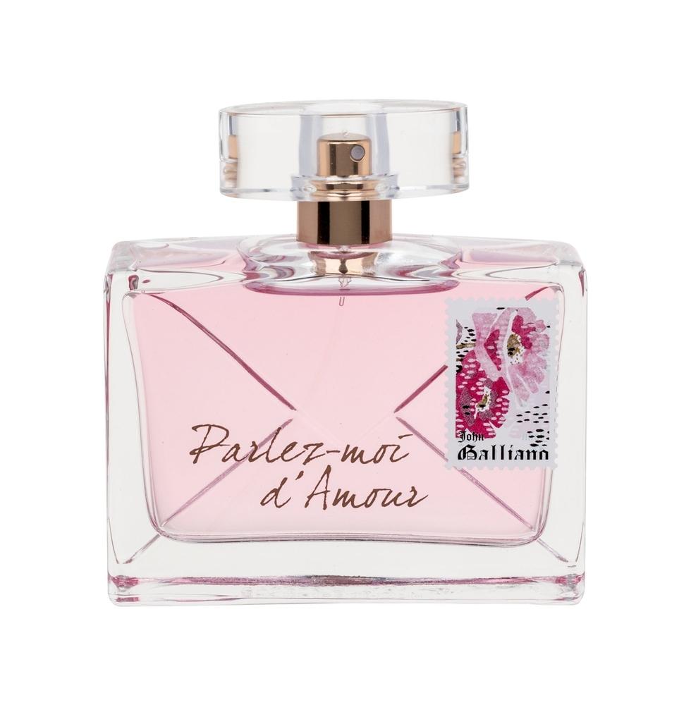 John Galliano Parlez-moi D/amour Eau De Parfum 80ml